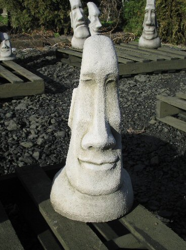 KAEI5 Small Easter Island Head