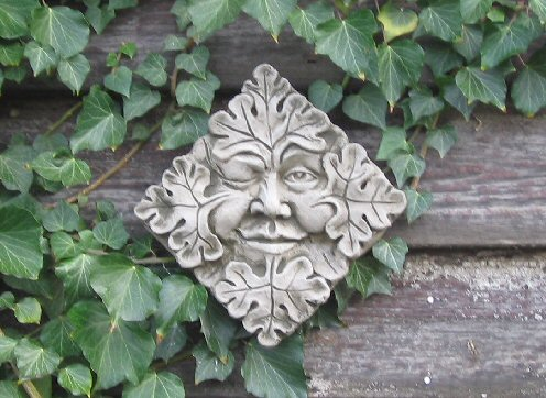 KG8 Square Green Man