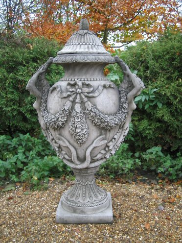 KUV11 Large Mermaid Urn